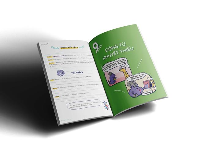 sách hack não phương pháp tiếng Anh